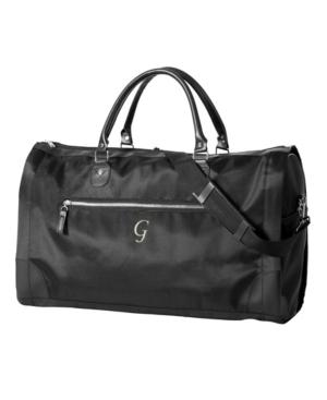 Personalized Women's Microfiber Convertible Duffle Garment Bag