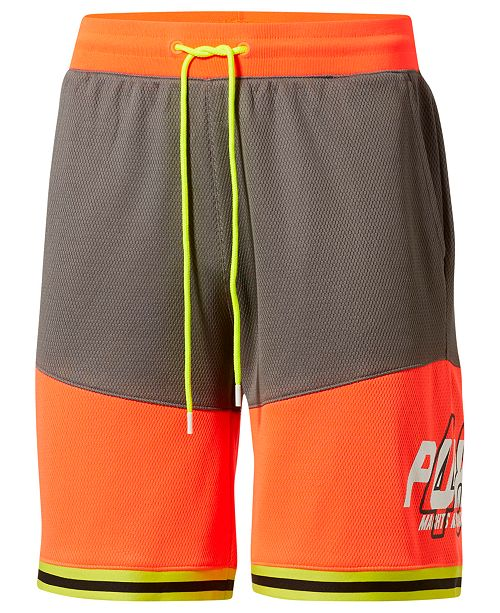 Puma Men's LuXTG Luxe Basketball Shorts