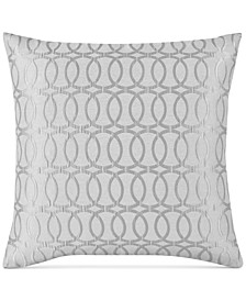"Soft Geo 22"" x 22"" Decorative Pillow"