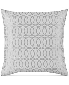 "Sunham Soft Geo 22"" x 22"" Decorative Pillow"