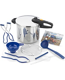 Duo 10-Pc. Pressure Cooker & Canning Set