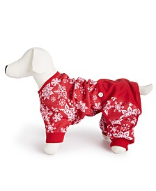 Matching Family Pajamas Merry Pet Pajamas, Created for Macy's