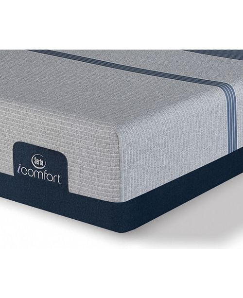 Serta i-Comfort by BLUE Max 1000 13'' Plush Mattress- Queen