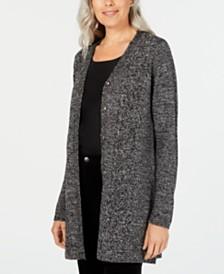 Karen Scott Long Cardigan Sweater, Created for Macy's