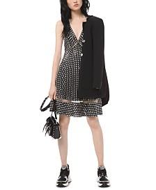 Michael Michael Kors Studded Dress