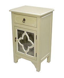 Heather Ann Frasera Accent Cabinet with Drawer