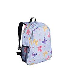 "Butterfly Garden 15"" Backpack"