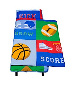 Game on Cotton Nap Mat