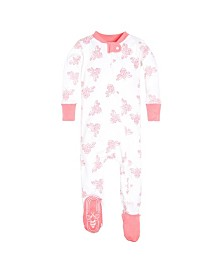 Burt's Bees Baby Organic Cotton Snuggle Bee Sleeper