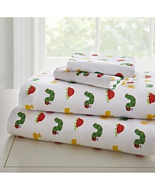 The Very Hungry Caterpillar Twin Sheet Set