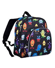 "Monsters 12"" Backpack"
