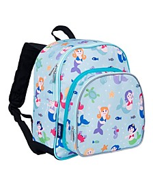 """Mermaids 12"""" Backpack"""