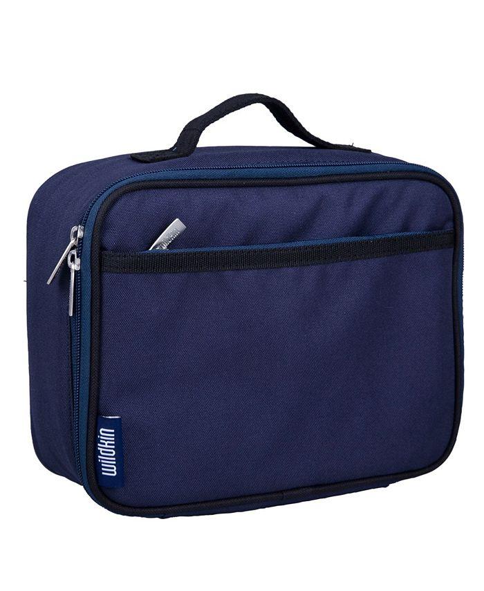 Wildkin - Whale Blue Lunch Box