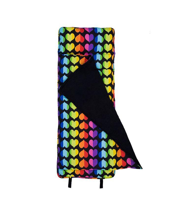 Wildkin - Rainbow Hearts Original Nap Mat