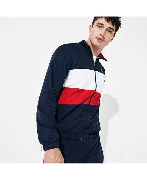 Lacoste Colorblocked Tracksuit