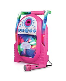 SML505P Portable CD + G Karaoke System
