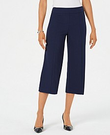 Cropped Pull-On Pants, Created for Macy's