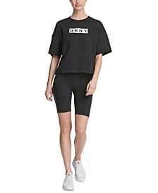 Sport Relaxed Logo Top