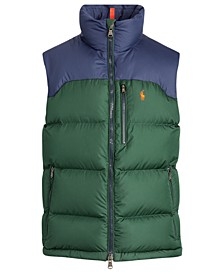 Men's Mid-Weight Down Vest