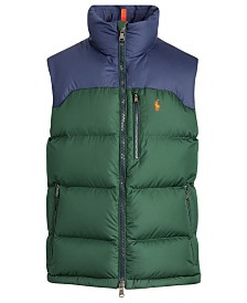 Polo Ralph Lauren Men's Mid-Weight Down Vest