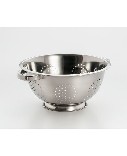 Cook Pro Cookpro 5 Qt Stainless Steel Colander with Oversized Handles