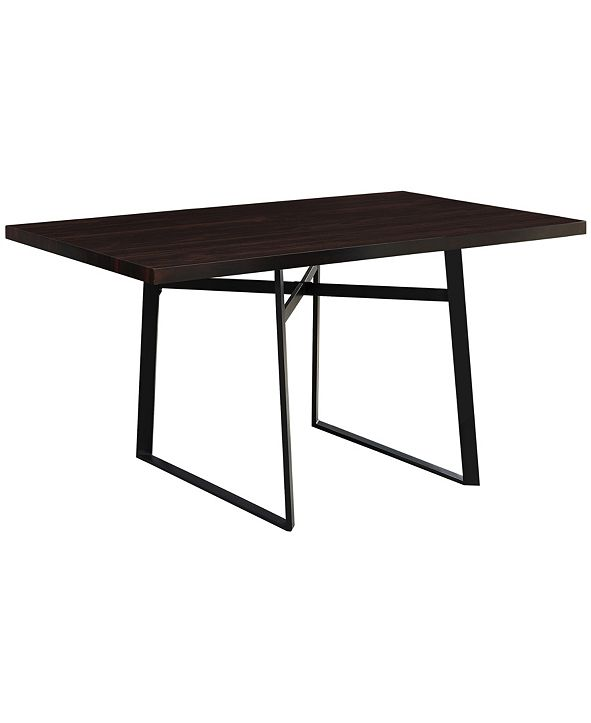 "Monarch Specialties 36"" x 60"" Dining Table"