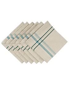 Chambray French Stripe Napkin, Set of 6