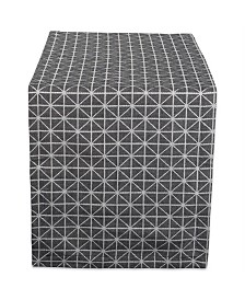 """Design Imports Triangle Table Runner 14"""" x 108"""""""