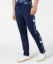 Men's Camo Stripe Track Pants