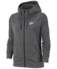 Sportswear Essential Fleece Zip Hoodie