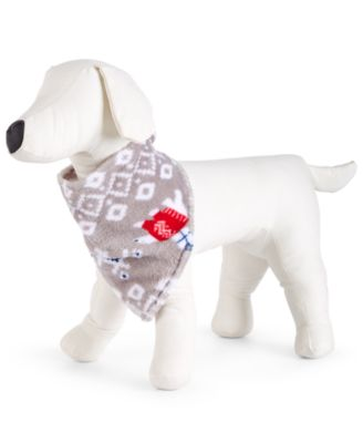 Matching Polar Bear Pet Bandana, Created For Macy's