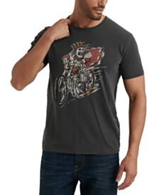 Lucky Brand Men's King Skull Graphic T-Shirt