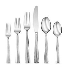 CLOSEOUT! Corbett 100-Pc Flatware Set, Service for 12