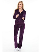 pretty nice new photos good texture Velour Tracksuits & Sweatsuits - Macy's