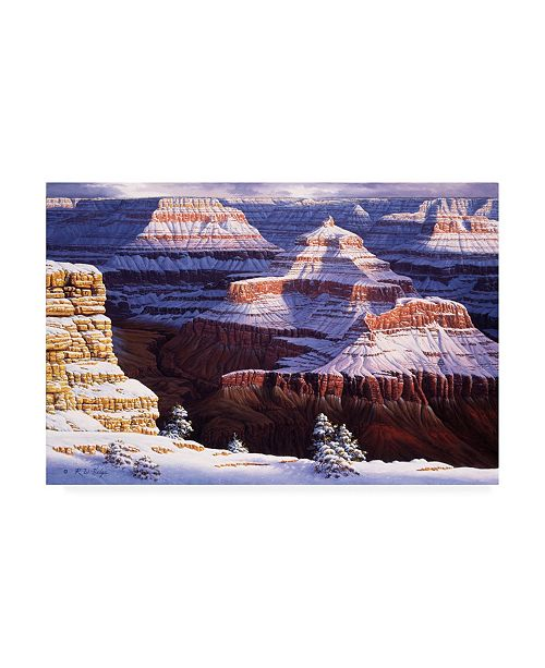 "Trademark Global R W Hedge Dream Catchers Canvas Art - 36.5"" x 48"""