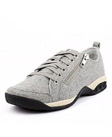 Therafit Shoe Sienna Side Zip Sport Casual Shoe