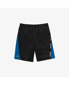 Lacoste Men's Taped Athletic Shorts