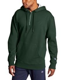 Champion Men's Powerblend Fleece Quarter-Zip Hoodie