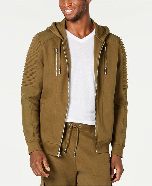 INC International Concepts INC Men's Collide Hoodie, Created for Macy's