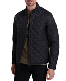 Barbour International Steve McQueen Men's Gear Quilted Jacket, Created For Macy's
