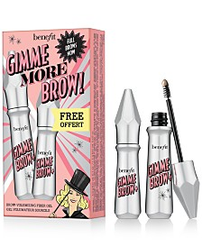 Benefit Cosmetics 2-Pc. Gimme More Brow! Brow Gel Set
