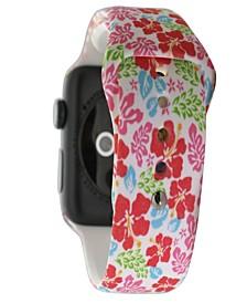 Women's Silicone Apple Watch Strap 42mm