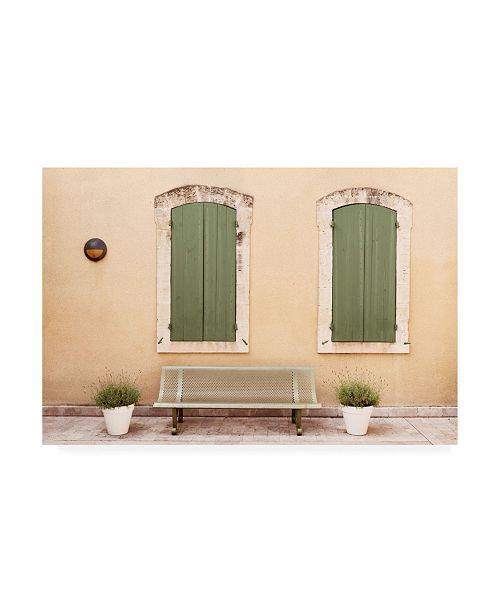 "Trademark Global Philippe Hugonnard France Provence Provencal Colors Canvas Art - 27"" x 33.5"""