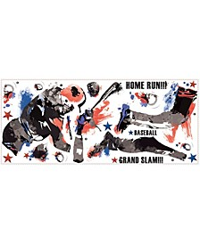 Baseball Champion Giant Peel and Stick Wall Decals