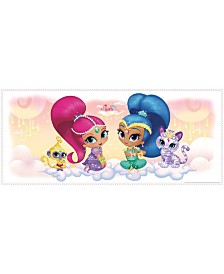 York Wallcoverings Shimmer and Shine Burst Giant Wall Graphic