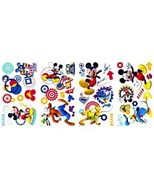Mickey Mouse Clubhouse Capers Peel and Stick Wall Decals