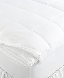 Lauren Ralph Lauren Gold 500 Thread Count Downtop Featherbeds