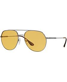 CONCEPTUAL Sunglasses, PR 55US 54