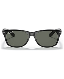 x Disney Polarized Sunglasses, New Wayfarer RB2132 55