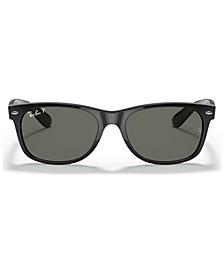 x Disney Polarized Sunglasses, New Wayfarer RB2132 55